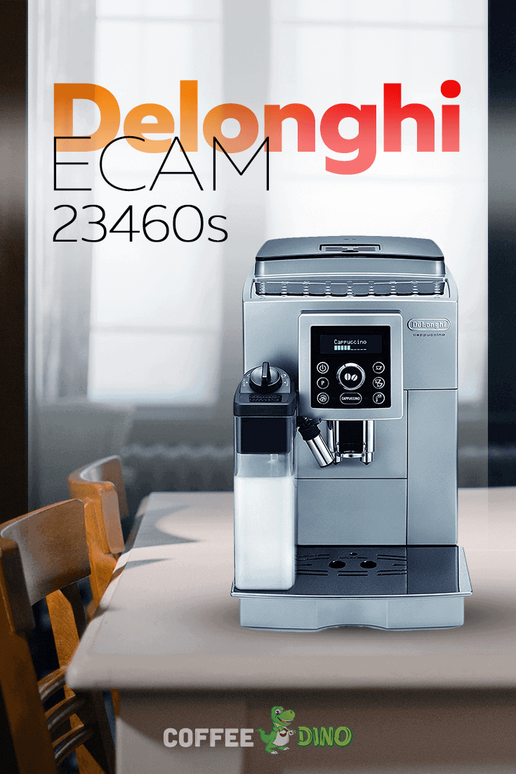You won't want to miss our detailed review of the Delonghi ECAM 23460S.  A solid, full-featured machine offered at a good price! #DelonghiUSA @DelonghiUK