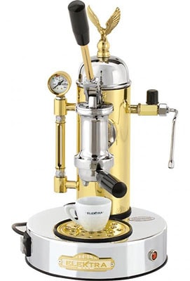 Different Types of Espresso Machines Microcasa a Leva Espresso Machine Piston Lever - Coffee Dino