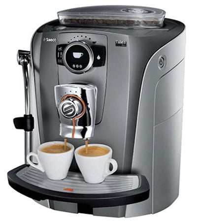 Different Types of Espresso Machines Saeco S-TG-ST Talea Giro Super Automatic Espresso Machine - Coffee Dino
