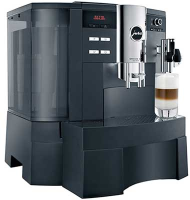 Jura Impressa XS90 One Touch Automatic Espresso Machine Boiler System Process - Coffee Dino