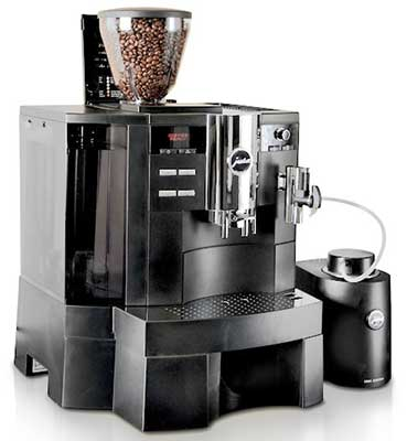 Jura Impressa XS90 One Touch Automatic Espresso Machine Integrated Grinder - Coffee Dino
