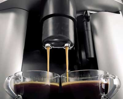An Image of Delonghi ESAM300 Magnifica Espresso Coffee Sample, ESAM300 review