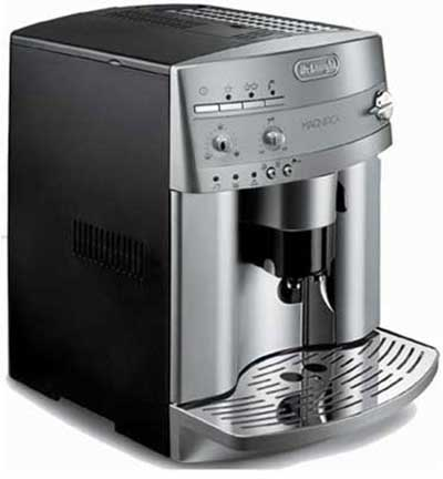 An Image of the Delonghi Esam3300 Magnifica, Delonghi Esam3300 Magnifica Super Automatic Review