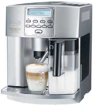 Delonghi ESAM3500 Review with Cappuccino - Coffee Dino