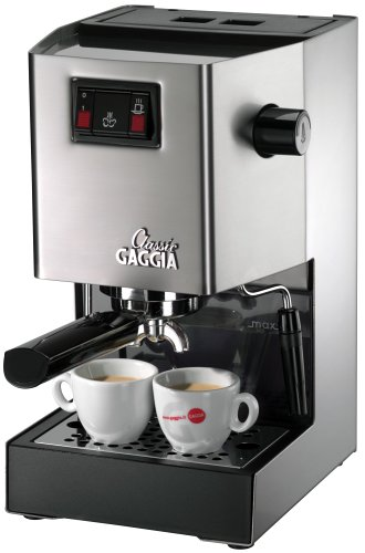 An image of Gaggia 14101, a semi-automatic espresso machine