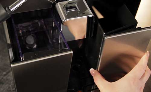 An image of Gaggia Brera's 41-ounce water tank