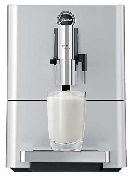 An image of Jura Ena Micro 90, a full-featured automatic coffee machine