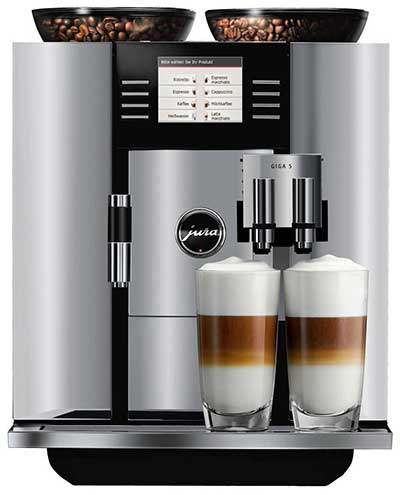 Jura Giga 5 Review Coffee Machine Ratings February 2019