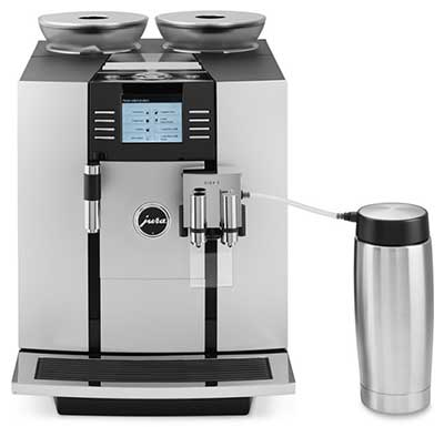 An image of Jura Giga 5's auto-frother