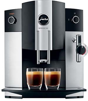 Jura Impressa C60 Espresso Machine Adjustable - Coffee Dino