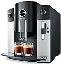 Jura Impressa C60 Espresso Machine C65 Compare - Coffee Dino