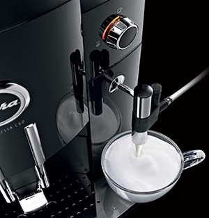 Jura Impressa C60 Espresso Machine Milk Froth - Coffee Dino