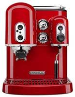 An image of KitchenAid Pro Line's Empire Red variant