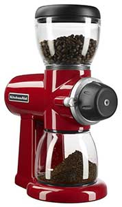 An image of the grinder designed by KitchenAid for the Pro Line series