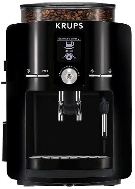 Krups Ea8250 Espresseria Review Espresso Machine Ratings 2019