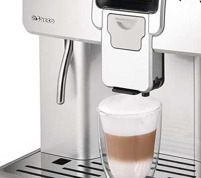 An image of Saeco Royal's auto-frother