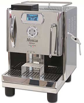 Side view image of the Quick Mill Monza Deluxe