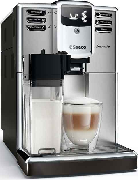 An image of Saeco Incanto HD8917/47, a one-touch espresso machine