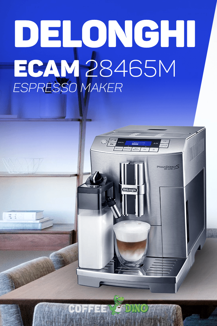 Check out our detailed Delonghi ECAM28465M espresso maker review.  If you're looking for a greatsuper-automatic, this may be the one! @DeLonghiUK