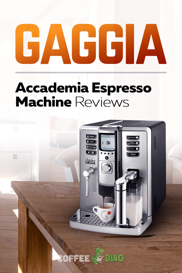 How many Gaggia Accademia espresso machine reviews have you read so far? Stop wasting your time and check out our detailed review of this amazing machine.  @GaggiaUSA