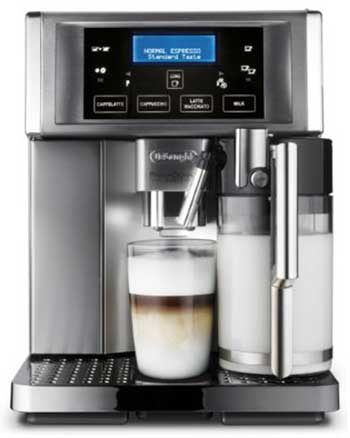 An Image of Gran Dama ESAM6700 Espresso Machine for Best Super Automatic Espresso Machine for Home