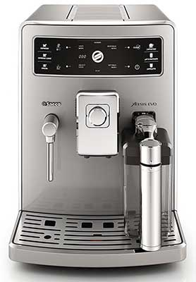 An Image of Saeco HD8954/47 Espresso Machine for Best Super Automatic Espresso Machine for Home