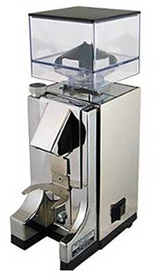 An Image of Stepless Machine for Commercial Coffee Grinder Machine