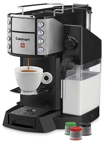 An Image of Cuisinart Buona Tazza EM-600 for Best Espresso Machine Under 300 Reviews