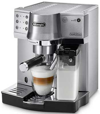 An Image of Delonghi Ec860 Espresso for Best Espresso Machine Under 300 Dollars