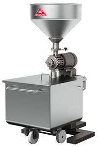 An image of Mahlkonig DK15 LH, which is last in our best industrial coffee grinder reviews