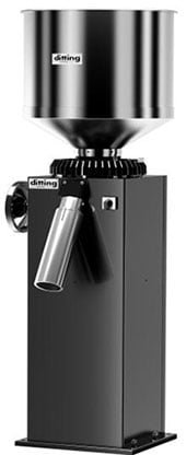 An image of the Ditting KF 1800, our top pick in our best industrial coffee grinder reviews
