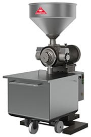 An image of the Mahlkonig DK27 LVH, our third choice in our best industrial coffee grinder reviews