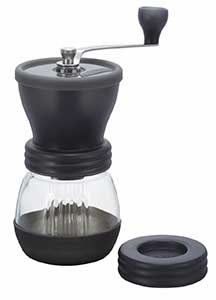 An Image of Hario Skerton Manual Espresso Grinder for Best Manual Espresso Grinder