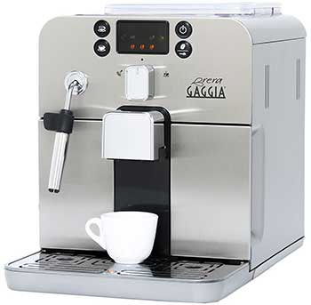 An Image of Gaggia Brera Espresso Machine for the Best Super Automatic Espresso Machine Under 500 Dollars