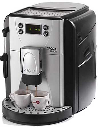 An Image of Gaggia Unica Coffee Machine for Best Super Automatic Espresso Machine Under 500 Dollars