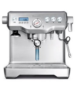 Breville BES900XL vs Rancilio Silvia BES900XL Small - Coffee Dino