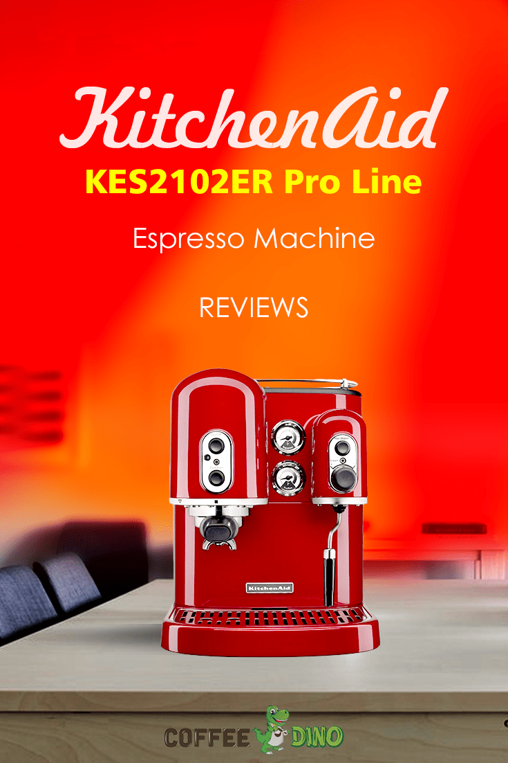 Check out our detailed KitchenAid Pro Line Espresso Machine review before you buy.  There may be a better fit for you! @KitchenAidUSA