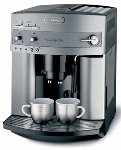 An image of DeLonghi ESAM3300, full-featured super automatic espresso machine