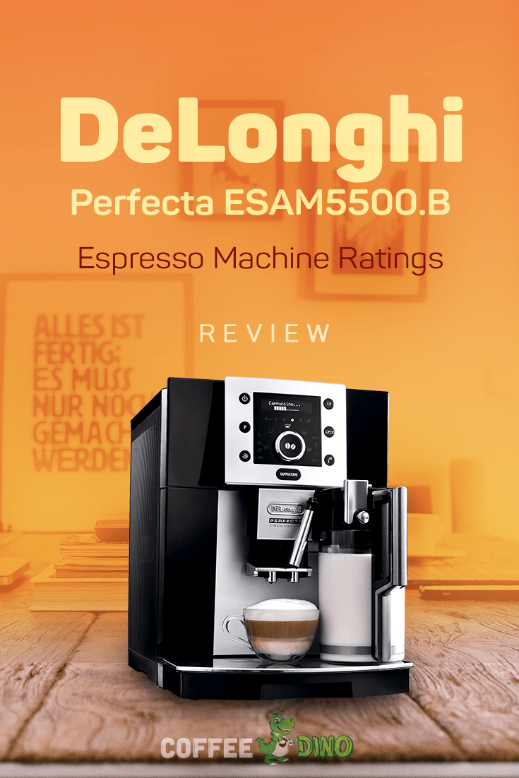 Check out our detailed Delonghi Perfecta ESAM5500 review.  This older model isn't for everyone, but it might be perfect for you! @DelonghiCoffee