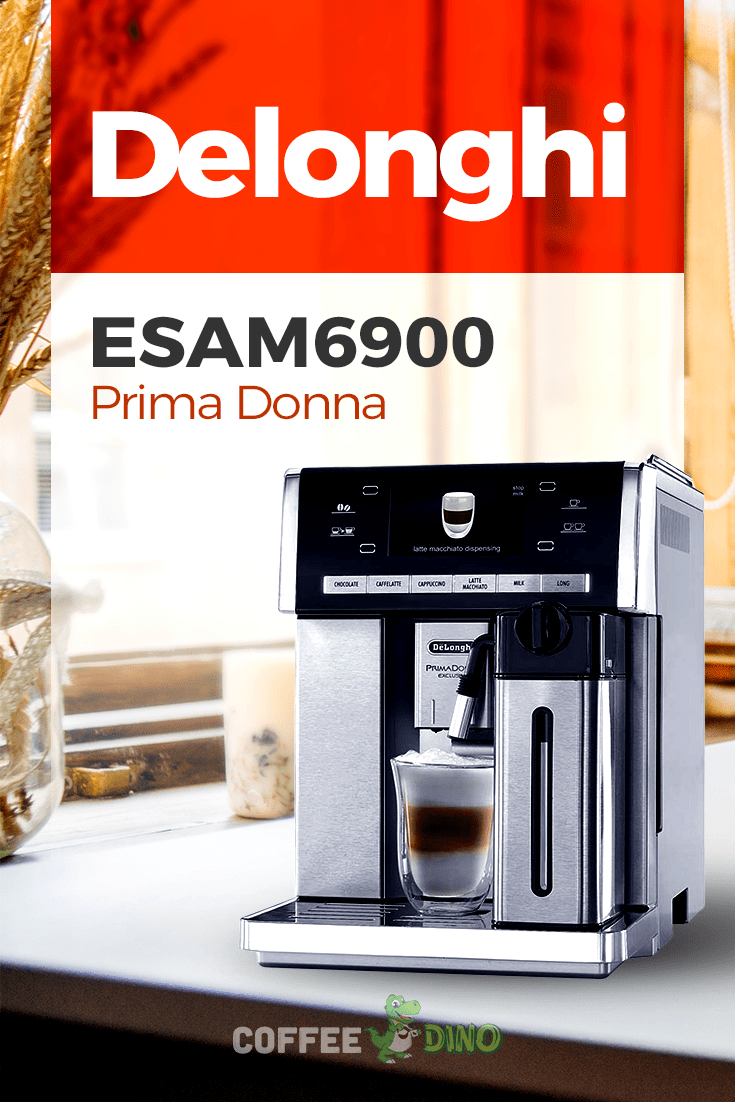 Don't miss our detailed Delonghi Prima Donna Exclusive ESAM 6900 Review!  A simply exquisite machine that may be perfect for your home! @DeLonghiUK