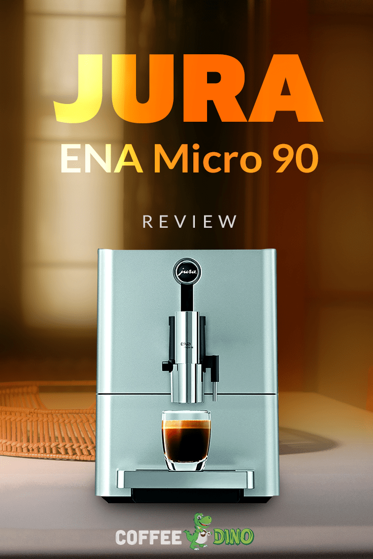 Don't miss our Jura Ena Micro 90 review!  It's not for everyone, but for the right kind of user, it could be the perfect machine! @JuraProducts