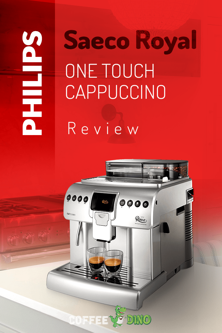 Check out our detailed Philips Saeco Royal One Touch Cappuccino review.  If quantity is what you're after, this one's hard to beat! @PhilipsCare @Philips @LoveSaeco