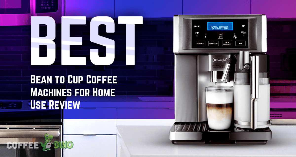 4203b775b6b Best Bean to Cup Coffee Machines for Home Use Review 2019