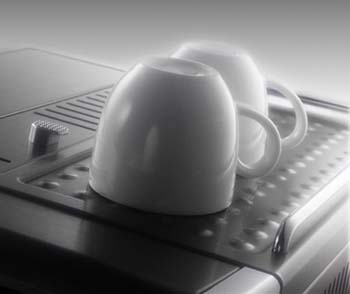 An image of the Delonghi Gran Dama Avant ESAM 6700 's cup warming tray
