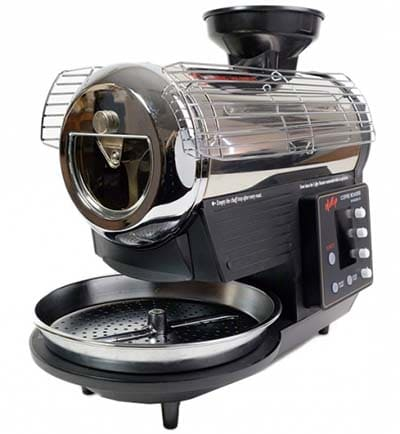 Hottop KN-8828B-2K, a fairly easy to use coffee roaster