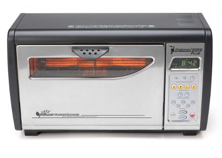Behmor 1600 Plus, our best choice for convenient and capable home coffee roaster