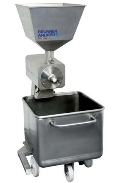 An image of the Brunner M8, an exceptional industrial coffee grinder