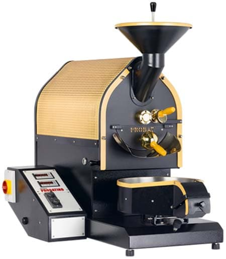 An image of Probatino, a capable commercial roaster