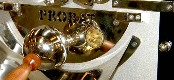 An image of Probatino's custom paddle mixer