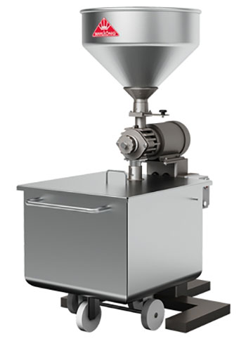 An image of Mahlkonig DK15 LH Industrial Coffee Grinder